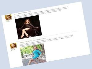 Elenas Models blog