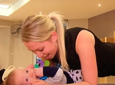 Ukrainian Women with Children — Issues for Migration Overseas