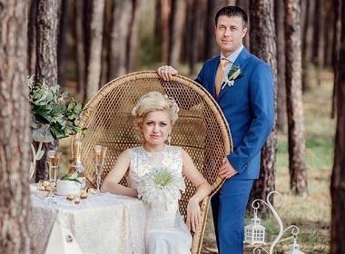 Benn and Lilia (Canada — Ukraine)