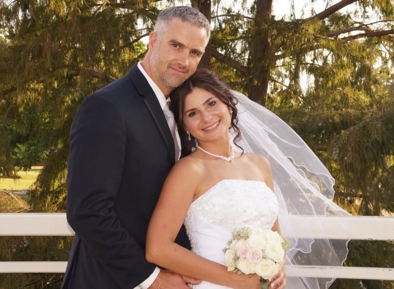 История знакомства и любви — Кайл и Марина (США-Россия)