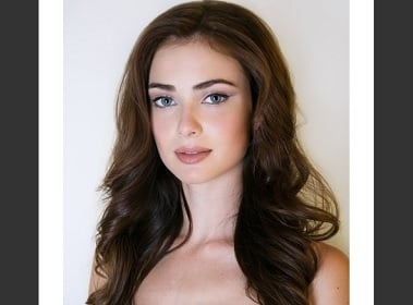 Miss Ukraine 2015 Kristina Stoloka