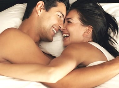 Секс на тетьем свидании