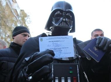 44 Darth Vaders