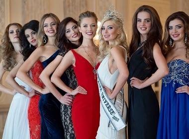 Anna Vergelskaya Miss Universe Ukraine 2015