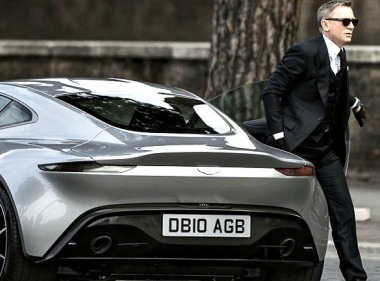 Will James Bond's Aston Martin Become The Most Expensive Car of All Times?