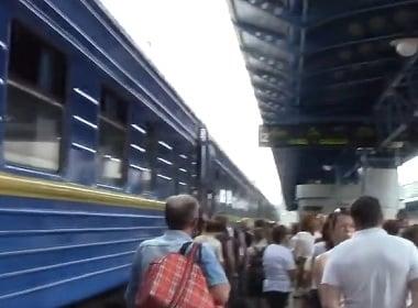 Free Wi-Fi on Ukrainian Trains