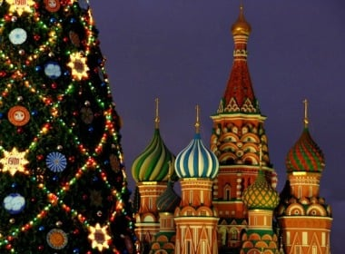 Christmas Holidays in Ukraine and Russia