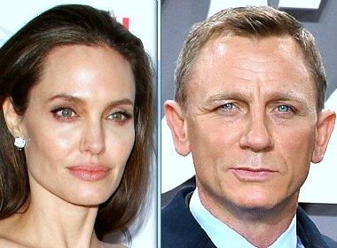 Angelina Jolie, Jennifer Lawrence, Bradley Cooper, Daniel Craig, Blue-Eyed People Related