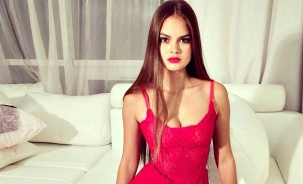 Vladislava Evtushenko Miss Universe Russia