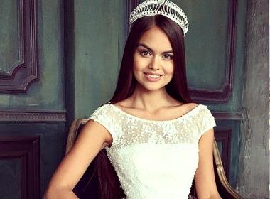 Vladislava Evtushenko is Miss Universe 2015 contender from Russia