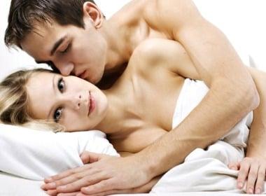 Секс во время овуляции парень не кончил в меня