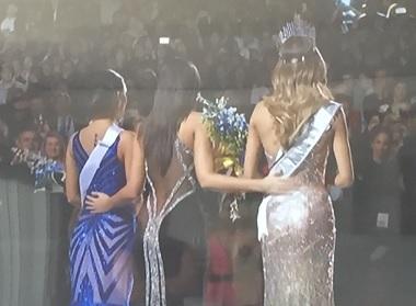 Miss Universe scandal 2015