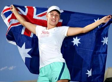 Russian-Born Tennis Player Daria Gavrilova Became an Australian Because of Love.