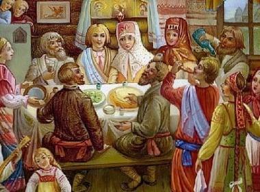 Жизнь женщин в Древней Руси