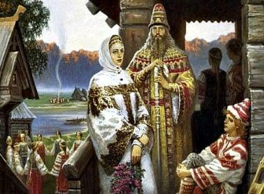 Сексуальная жизнь в 6 веке на руси