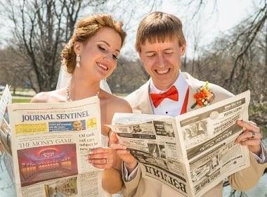 Любовь с первого взгляда — Ольга и Эдэм (Россия, США)