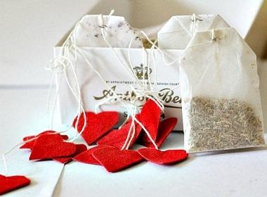 Tea Bags Surprise