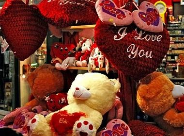 St. Valentine's Day Lost Among Mundane Weekdays