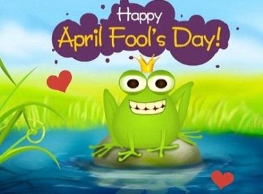 Happy April's Fool Day