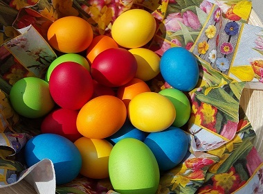 Orthodox Easter — Paskha, Russian Easter Day