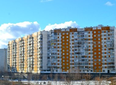 Property, apartments, real estate in Russia.