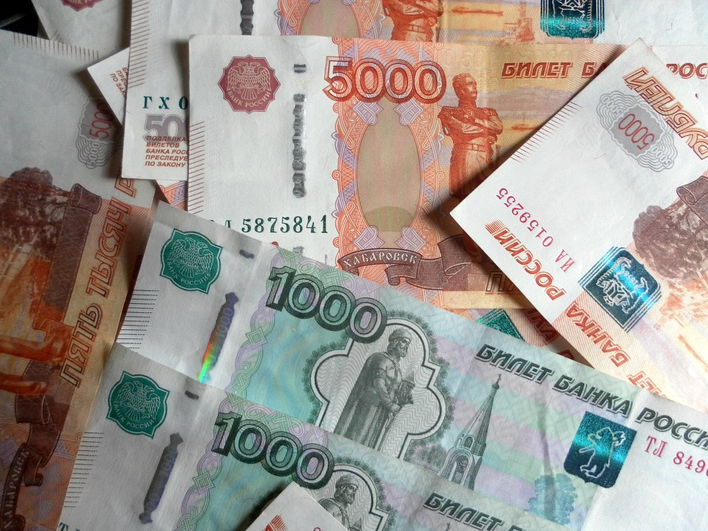 Russian budget loses around trillion rubles a year.