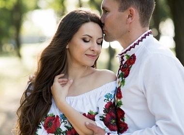 Ukrainian Vyshivanka Trending on Dolce & Gabbana