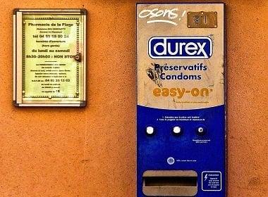 Russia prohibits Durex condoms