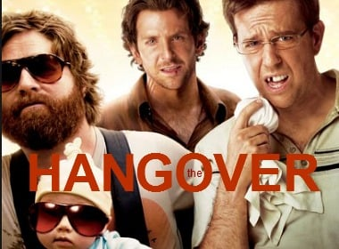 The Hangover — Scientists cast light on real situation with drink spiking.