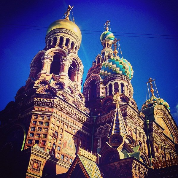 10 places to see in Saint Petersburg, Russia