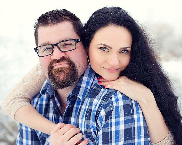 Рассел и Анна, США.