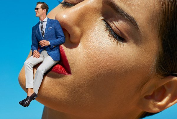 Suitsupply ad.