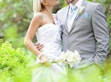 Гардероб невесты иностранца