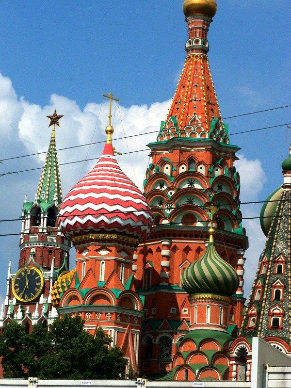 10 places to visit in Moscow