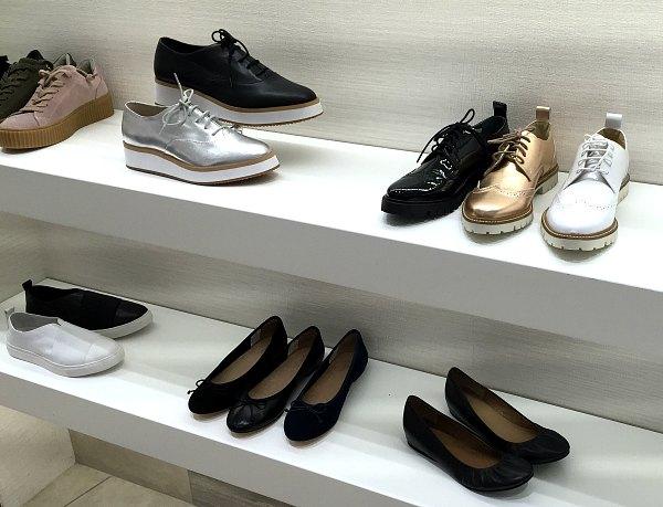Туфли балетки.