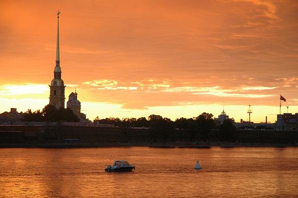 Peter and Paul Fortress (Petropavlovskaya Krepost)