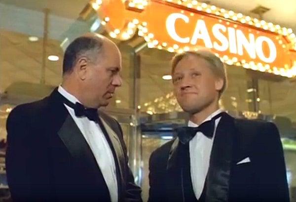 Trump casino.