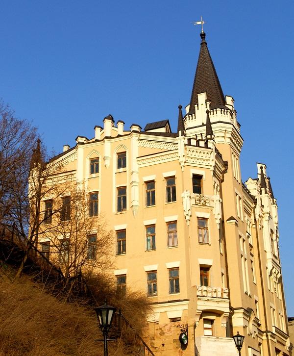 Andriyivskyy Descent
