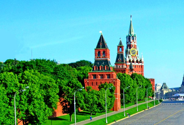 Red Square, Moscow Kremlin, Russia
