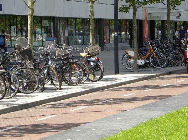 Велосипед — друг человека