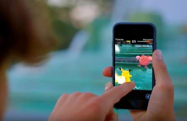 Pokemon Go in Ukraine
