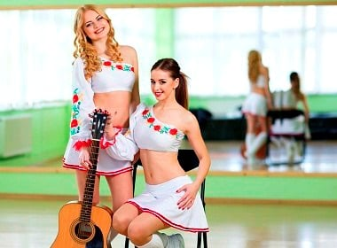 Западные девушки в сравнении с русскими