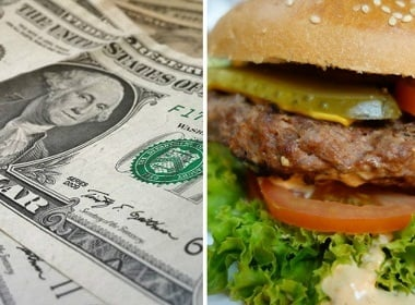 Big Mac index: Ukrainian hryvnia is the most undervalued currency in the world