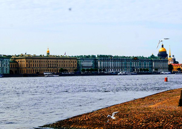 Winter Palace, St Petersburg.
