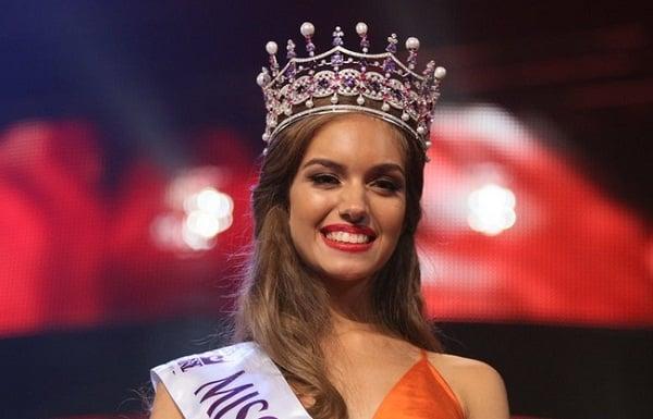 Miss Ukraine 2016 Oleksandra Kucherenko