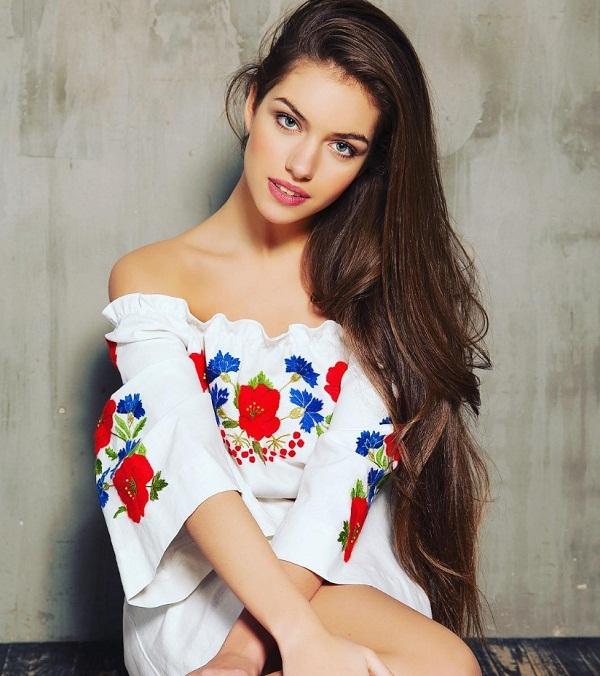 Get to know Miss Ukraine 2016 Oleksandra Kucherenko   EM