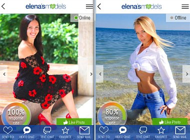 "Elena's Models reintroduces ""Response Rate"" feature"