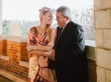 Mike (Austria) and Yana (Ukraine): Advice to all who believe in finding real love.