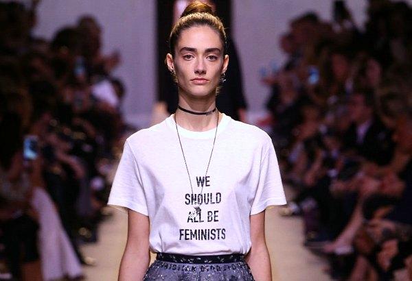 """Dior """"Feminists"""""""