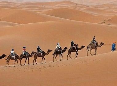 Замуж в Эмираты.